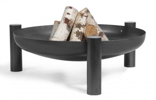 Feuerschale CookKing Palma aus Stahl   rund 70cm   ohne Deckel