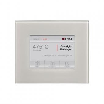 Display LEDA 1004-00542 | für Abbrandsteuerung LEDATRONIC LT3 WiFi