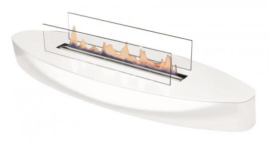 Ethanol-Kamin Spartherm ebios-fire Elipse Base Mini