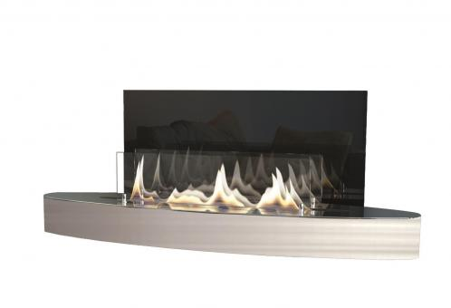 Ethanol-Kamin Spartherm ebios-fire Elipse Wall Mini