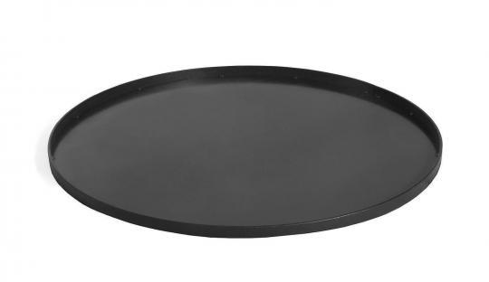 Feuerkorb-Bodenplatte CookKing Base Plate aus Stahl