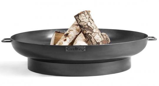 Feuerschale CookKing Dubai aus Stahl | rund
