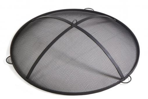 Feuerschalen-Funkenschutz CookKing aus Stahl