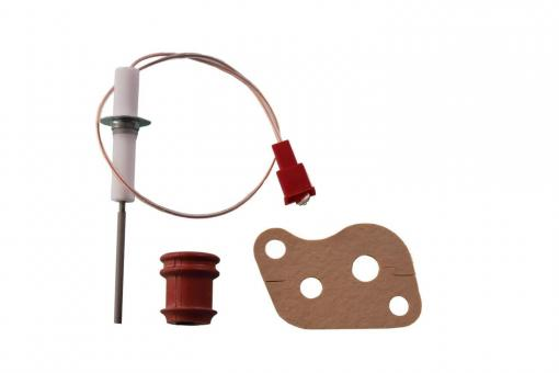Ionisationselektrode Buderus Ersatzteilnummer 7100238 B6109 Set
