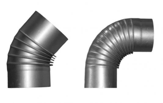 Ofenrohr Ø 130mm | FAL-Rohr | Rohrbogen