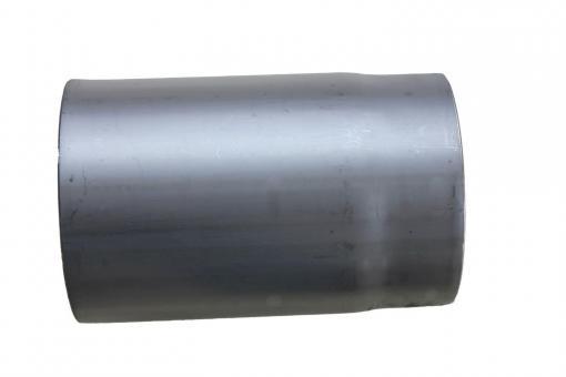 Ofenrohr Ø 145 mm | blank gerade 25cm