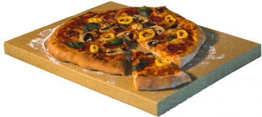 Pizzastein Schamott - Rustikal