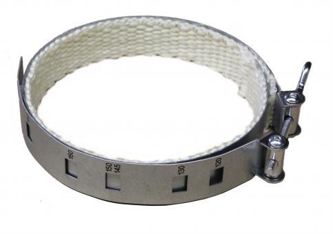 Rohrschelle CB-tec verstellbar | Ø 120 - 200 mm