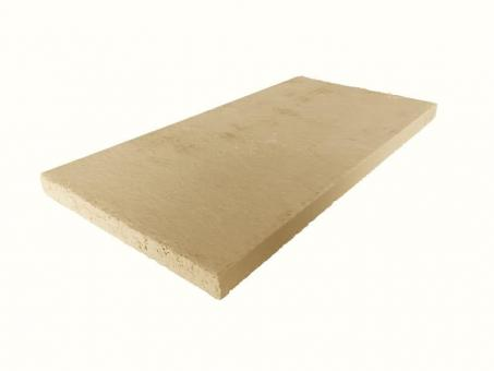 Schamotteplatte 400 x 200 x 20 mm