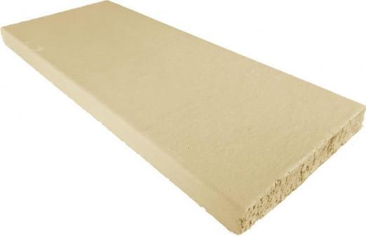 Schamotteplatte SENDEO 500 x 200 x 30 mm