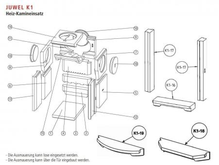 Tür- und Scheibendichtungsset LEDA 1005-01424