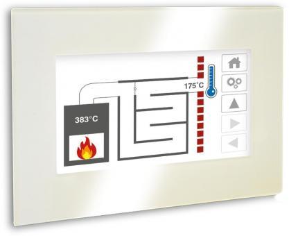 Abbrandsteuerung Schmid SMR Multi-Regelung Komplett-Set