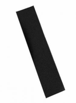 Abklebeband SENDEO Länge 15 cm | Breite 2 cm | schwarz