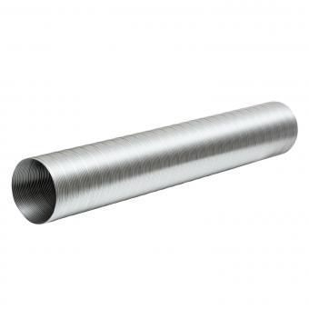 Alu-Flexrohr DEC Stretchdec silber | 1-lagig