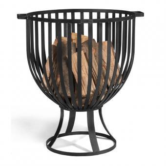 Feuerkorb CookKing Katar aus Stahl