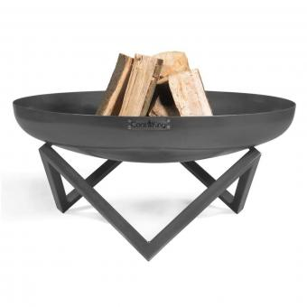 Feuerschale CookKing Santiago aus Stahl   rund