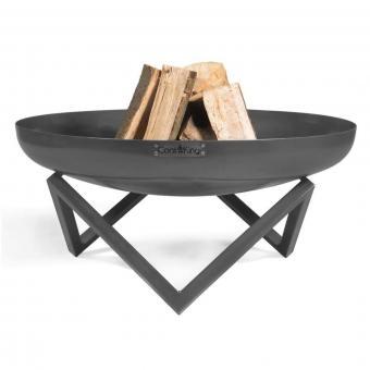 Feuerschale CookKing Santiago aus Stahl | rund