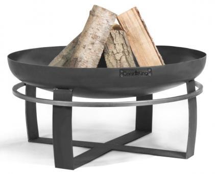 Feuerschale CookKing Viking aus Stahl | rund