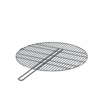 Grillrost FORNO rund | aus verchromtem Stahl | Ø 60 cm