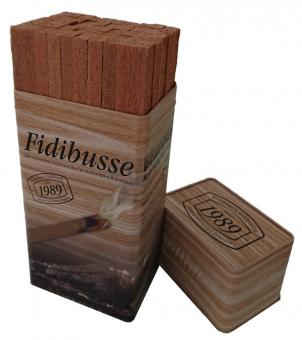 Kaminanzünder BRUNNER Fidibusse 50 Stück