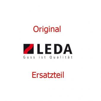 Silikonschlauch LEDA 1005-00784 10 m | für Unterdruckwächter LUC 2