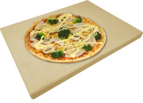 Pizzastein Schamott - Premium