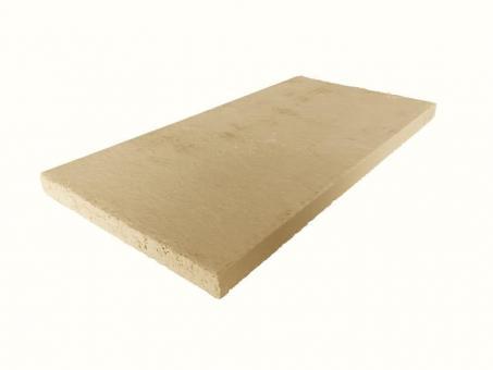 Schamotteplatte SENDEO 400 x 300 x 20 mm