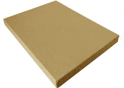 Schamotteplatte 400 x 300 x 40 mm