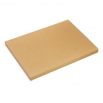 Schamotteplatte SENDEO 400 x 300 x 40 mm