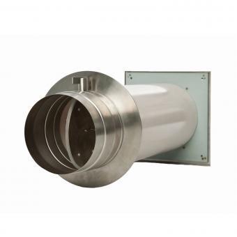 Verbrennungsluftsystem CB-tec mit Einzelklappe