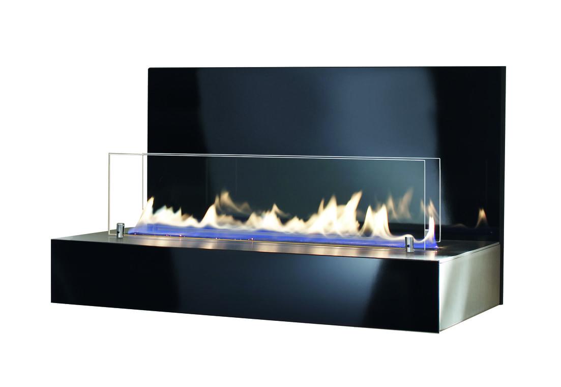 Ethanol-Kamin Spartherm ebios-fire Quadra Wall